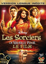 Jaquette Les Sorciers de Waverly Place - Le film (Version Longue)