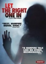Jaquette Let The Right One In