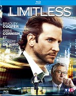 Jaquette Limitless (Blu-ray + DVD)