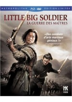 Jaquette Little Big Soldier (Edition limitée)