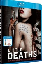 Jaquette Little Deaths (Blu-ray + DVD + Copie digitale)