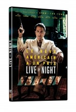 Jaquette Live by Night