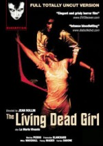 Jaquette Living Dead Girl