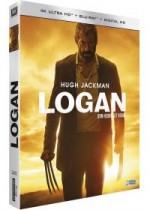 Jaquette Logan (4K Ultra HD + 2 Blu-ray + Digital HD)
