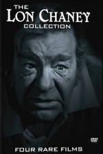Jaquette Lon Chaney Collection