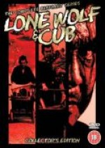 Jaquette LONE WOLF AND CUB BOX SET THE COMPLETE BABYCART SERIES