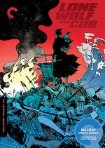 Jaquette Lone Wolf and Cub Collection