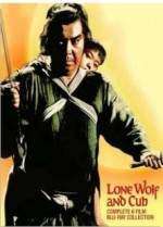 Jaquette Lone Wolf and Cub Complete