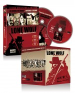 Jaquette Lone Wolf - The Samurai Avenger (3 Discs Special Edition)