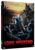 Jaquette Long Weekend (Blu-ray + DVD) - Cover A