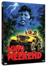 Jaquette Long Weekend (Blu-ray + DVD) - Cover B