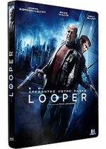 Jaquette Looper (Combo Blu-ray + DVD)