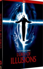 Jaquette Lord Of Illusions (DVD + Bluray)