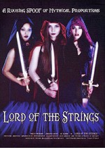 Jaquette Lord of the Strings