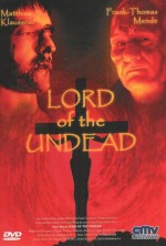 Jaquette Lord of the Undead EPUISE/OUT OF PRINT