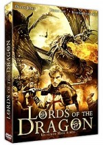 Jaquette Lords of the Dragon