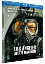 Jaquette Los Angeles Alerte Maximum