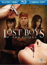 Jaquette Lost Boys: The Thirst (Blu-ray/DVD Combo + Digital Copy)