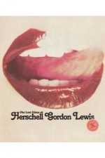 Jaquette Lost Films Of Herschell Gordon Lewis (DVD / Blu-Ray Combo)