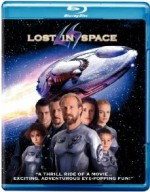 Jaquette Lost In Space