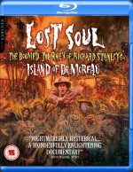 Jaquette Lost Soul: The Doomed Journey of Richard Stanley's Island of Dr Moreau