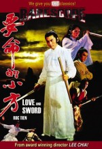 Jaquette Love and Sword