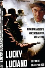 Jaquette Lucky Luciano