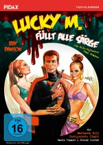 Jaquette Lucky M. f�llt alle S�rge