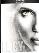 Jaquette Lucy (Combo Blu-ray + DVD)