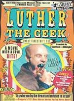 Jaquette LUTHER THE GEEK