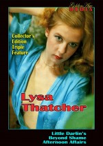 Jaquette Lysa Thatcher Collector's Edition Triple Feature 3-Disc