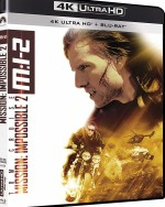 Jaquette M:I-2 - Mission Impossible 2 [4K Ultra HD + Blu-ray]