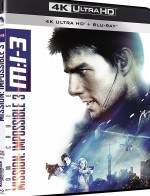 Jaquette M:I-3 - Mission Impossible 3  [4K Ultra HD + Blu-ray]