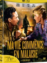 Jaquette Ma vie commence en Malaisie (Combo Blu-ray + DVD)
