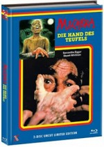 Jaquette Macabra - Die Hand des Teufels (Blu-Ray+DVD)  - Cover A
