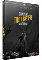 Jaquette Macbeth (Edition Collector)