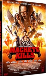 Jaquette Machete Kills