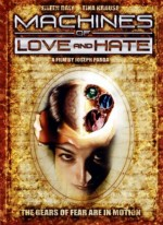 Jaquette Machines of Love and Hate