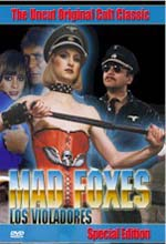 Jaquette MAD FOXES EPUISE/OUT OF PRINT