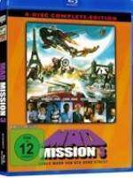 Jaquette Mad Mission 3 (Blu-Ray+DVD)