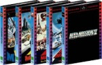 Jaquette Mad Mission the Complete Saga (Blu-Ray+DVD)