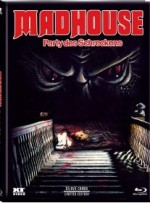 Jaquette Madhouse (Blu-Ray+DVD) - Cover A