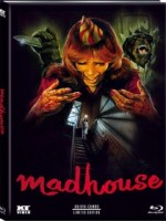 Jaquette Madhouse (Blu-Ray+DVD) - Cover B