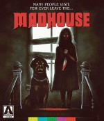 Jaquette Madhouse (DVD / Blu-Ray Combo)