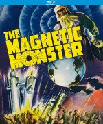 Jaquette Magnetic Monster