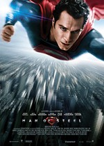 Jaquette Man of Steel