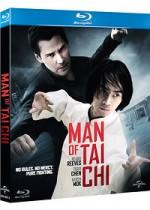 Jaquette Man of Tai Chi