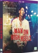 Jaquette Man On High Heels [Combo Blu-ray + DVD]