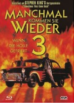 Jaquette Manchmal kommen sie wieder 3 (Blu-Ray+DVD) - Cover A - Limited 555 Edition