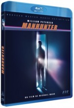Jaquette Manhunter (Bluray)